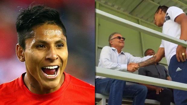 """Morelia sobre fichaje de Ruidíaz: """"La polémica la armó su club"""""""