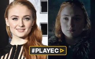 """Game of Thrones"": esto piensa Sophie Turner sobre Sansa Stark"
