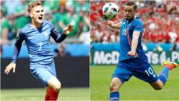 Francia vs. Islandia: día, hora y canal del duelo de Eurocopa