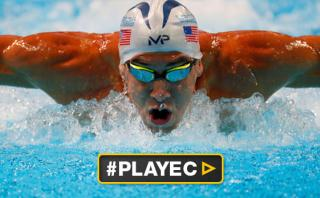 Río 2016: Michael Phelps clasificó a sus quintos JJ.OO.