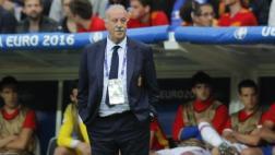 Vicente del Bosque podría dejar la selección española