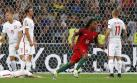 Portugal: Renato Sanches marcó golazo tras taco de Nani [VIDEO]