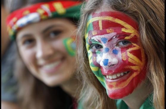 Portugal-Polonia: belleza, sensualidad y color en Marsella