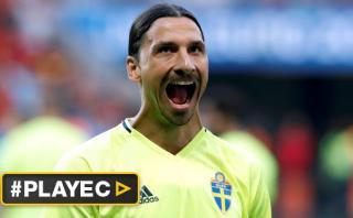 Zlatan Ibrahimovic por fin reveló en qué equipo jugará