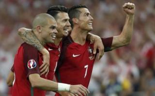 Portugal ganó 5-3 a Polonia en penales y avanzó a semifinales