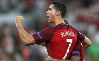 Cristiano Ronaldo arremete contra sus críticos en la Eurocopa