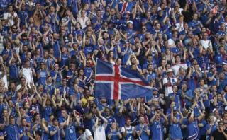 Islandia: oficialmente se agotaron todas sus camisetas