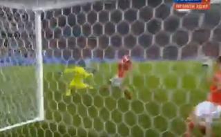 Gales salvó tres veces con el cuerpo el gol de Bélgica [VIDEO]
