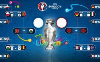 Eurocopa 2016: así van los cuartos de final y cruces de semis