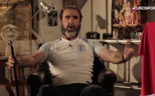Cantona se postula como técnico de Inglaterra en curioso video