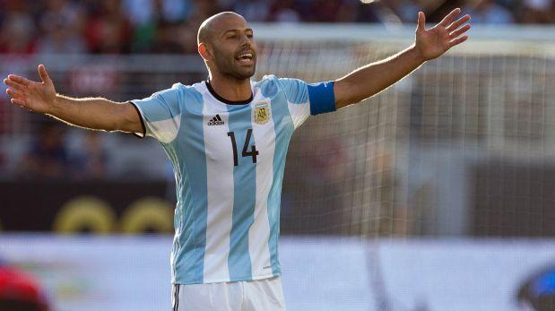 Mascherano sigue sin aclarar su futuro en selección Argentina