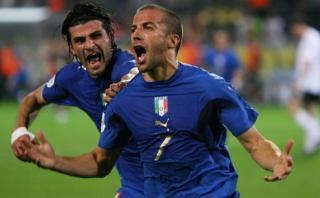 Genial gol de Del Piero es viral antes del Alemania-Italia