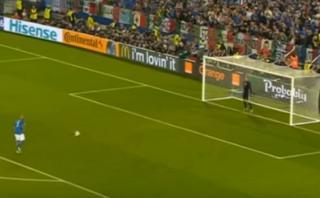 Eurocopa: Simone Zaza habló del penal que erró ante Alemania