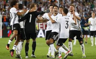 Alemania venció 6-5 a Italia en penales y pasó a semis de Euro