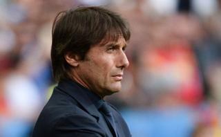 """Antonio Conte: """"Estoy muy orgulloso de mi equipo"""""""