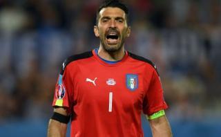 """Gianluigi Buffon: """"Todavía tengo cosas que dar a este equipo"""""""