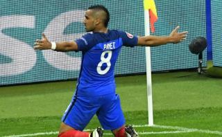 Eurocopa: Payet anotó buen gol para Francia ante Islandia