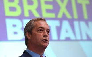 Reino Unido: Renunció el gran defensor del Brexit