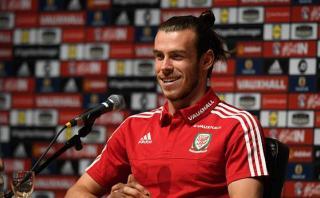 Gareth Bale y una muestra de humildad con Gales en la Eurocopa