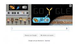 Google celebra ingreso de la sonda espacial Juno en Júpiter