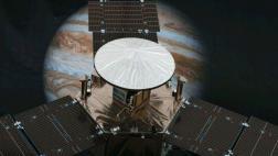Tras 5 años de viaje, la sonda Juno entró en órbita de Júpiter