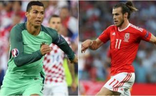 Portugal vs. Gales: día y hora del partido por Eurocopa 2016