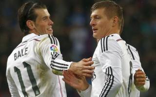 Gareth Bale contó que Kroos se burló de Gales antes de la Euro