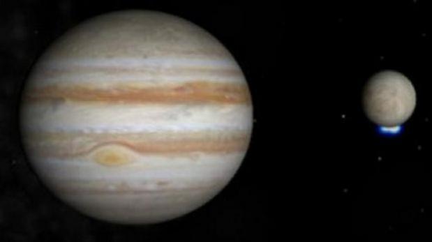 Surgen más evidencias de que una luna de Júpiter alberga vida
