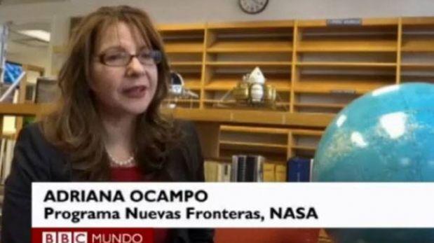 "Colombiana ""maneja"" sondas que viajan a Júpiter y Plutón"