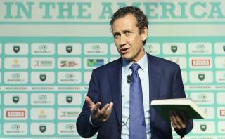 """Jorge Valdano: """"El fútbol argentino hoy no existe"""""""