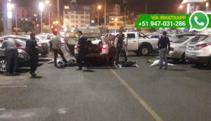 Policías vestidos de civil impidieron fuga de delincuentes