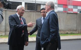 César Acuña pidió a PPK tener en cuenta 3 nombres para Gabinete