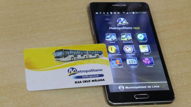 Metropolitano: ¿cómo obtener las tarjetas personalizadas?