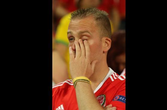 La tristeza de Gareth Bale y Gales tras quedar fuera de la Euro