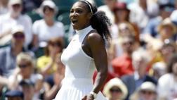 Serena Williams jugará final de Wimbledon ante Angelique Kerber