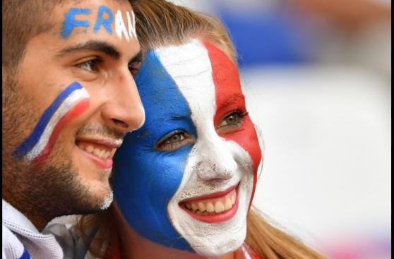 Francia-Alemania: belleza y color en la previa de la semifinal