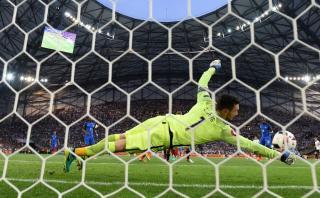 Eurocopa 2016: espectacular atajada de Lloris salvó a Francia