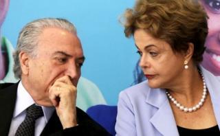 """Río 2016: Temer invita a Dilma y le dará  """"espacio exclusivo"""""""