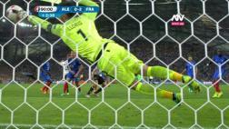 Francia: ¿Hugo Lloris realizó la mejor salvada de la Eurocopa?
