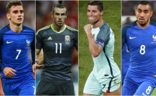 Eurocopa 2016: así va la tabla de goleadores del torneo