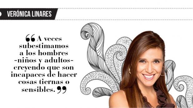 """Verónica Linares: """"El complejo de Fabio"""""""