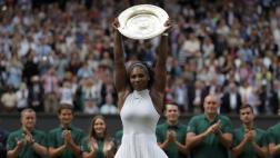 Serena Williams ganó su título de Grand Slam número 22