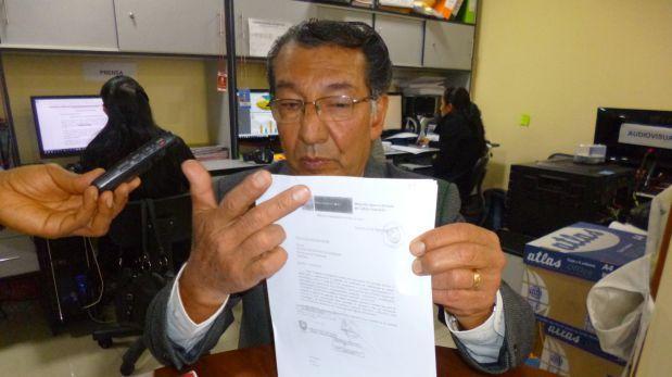 Ayacucho: denunciarán a municipios por falsificar documentos