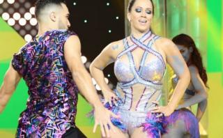 """""""El gran show"""": ¿Melissa olvida a Chávarri con pareja de baile?"""