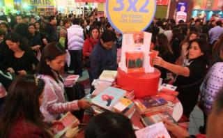 FIL Lima 2016: la programación completa del primer día de feria