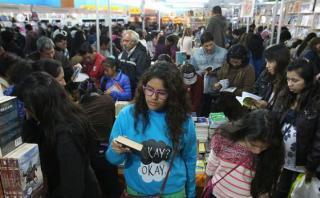FIL Lima 2016: programación completa del domingo 17 de julio