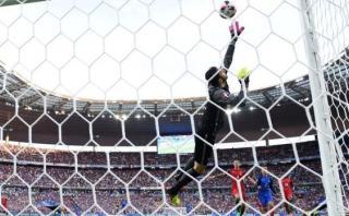 Euro: Rui Patricio evitó gol a Griezmann de forma sensacional