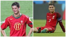Cristiano Ronaldo volvió a llorar en una final de Eurocopa