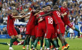 ¡Portugal campeón de Eurocopa! Ganó 1-0 a Francia en alargue