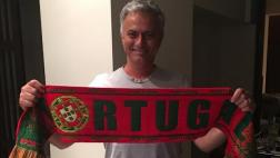 Eurocopa 2016: así celebró José Mourinho título de Portugal